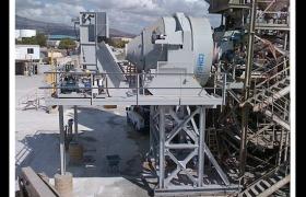 CON-E-CO Model 12 Tilt Mixer