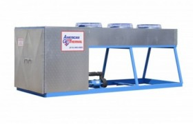 American Geothermal Air Source Heat Pump System